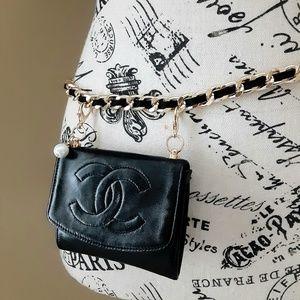Chanel Bum Bag Matelasse Waist Bag